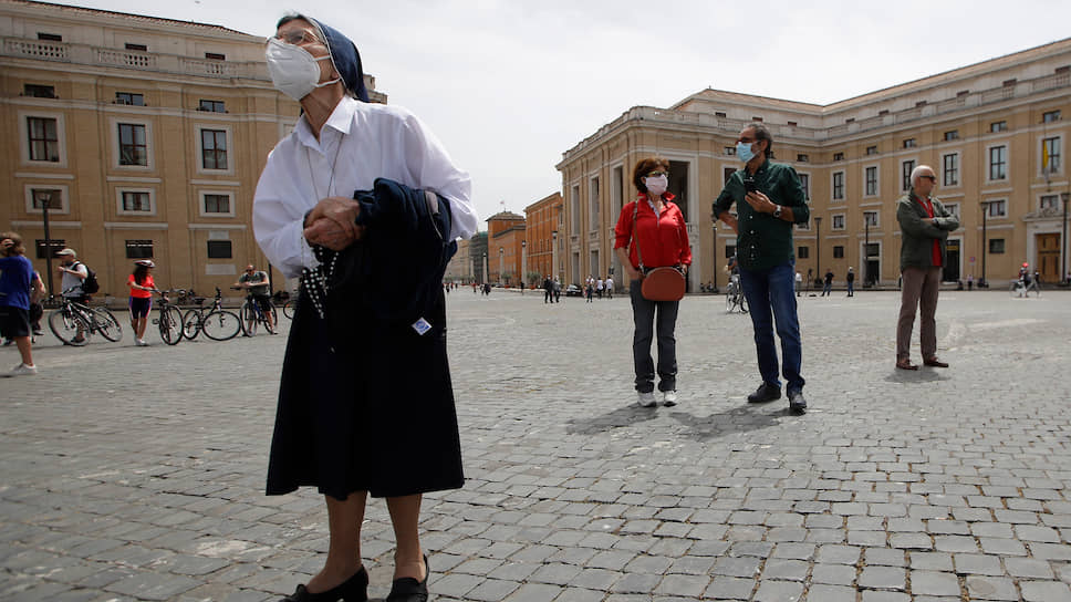 Как Италия дожила до отмены карантина