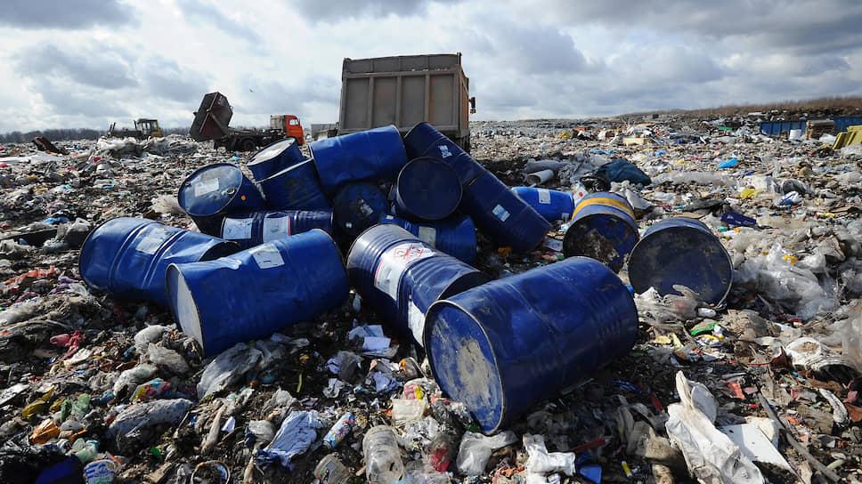 Срок действия мусорных полигонов подходит к концу