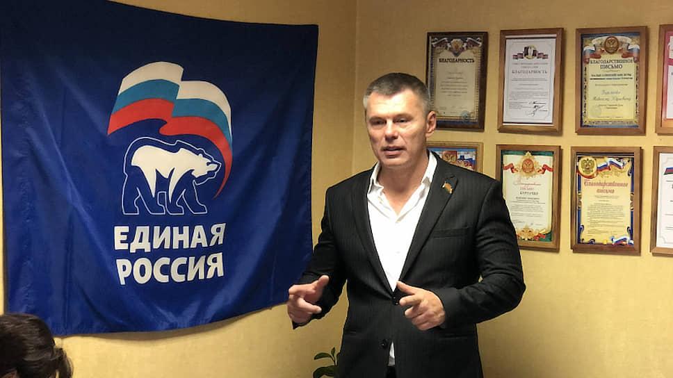 Генеральный директор ООО «Краснодар Сити» Андрей Сигидин