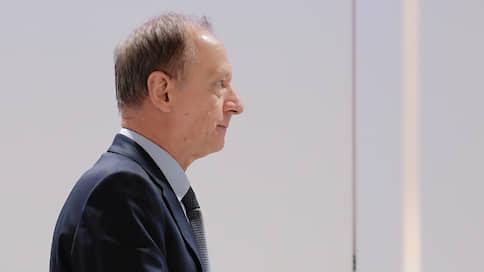 Совбез посоветовал задуматься о безопасности нацпроектов  / Николай Патрушев сообщил о фальсификации отчетности