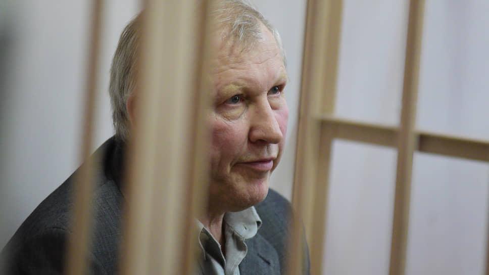 Бывший депутат Госдумы Михаил Глущенко