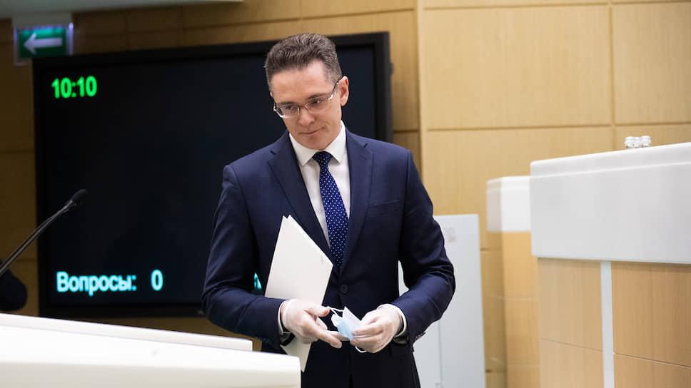 Заместитель генпрокурора Анатолий Разинкин