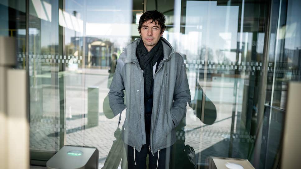 Lиректор Института вирусологии берлинской клиники «Шарите» Кристиан Дростен