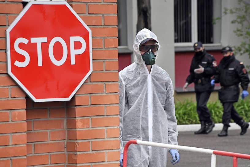 Весенний призыв в армию начался 1 апреля, но российские призывники из-за пандемии коронавируса начали направляться к местам службы только 20 мая