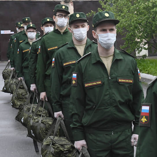 Проведение торжественных отправок со сборных пунктов до снятия противоэпидемических ограничений не планируется