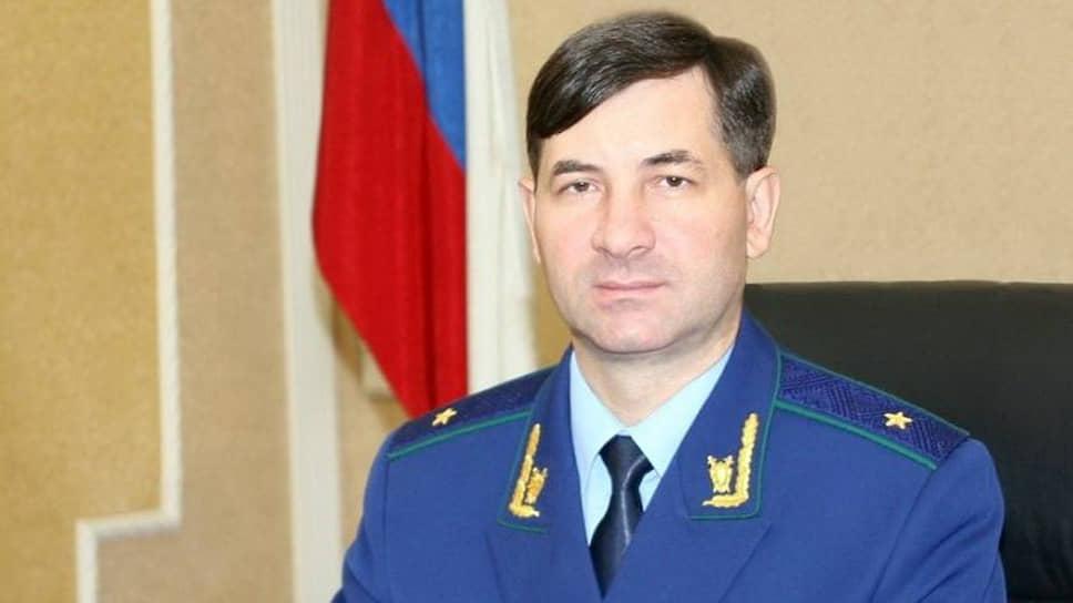 Прокурор Ставропольского края Александр Лоренц
