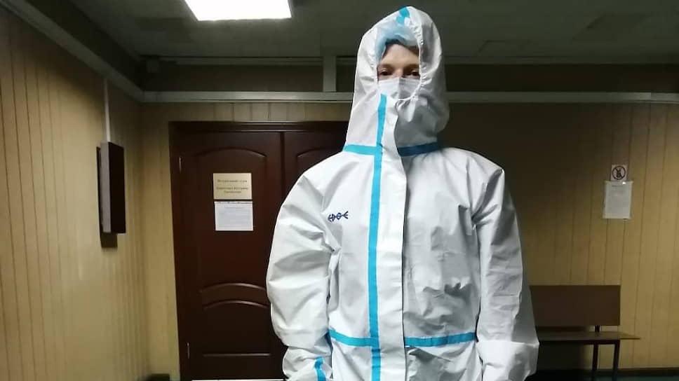 Техник Александр Колодный