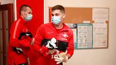 Клубные симптомы  / В российском футболе растет число заразившихся коронавирусом
