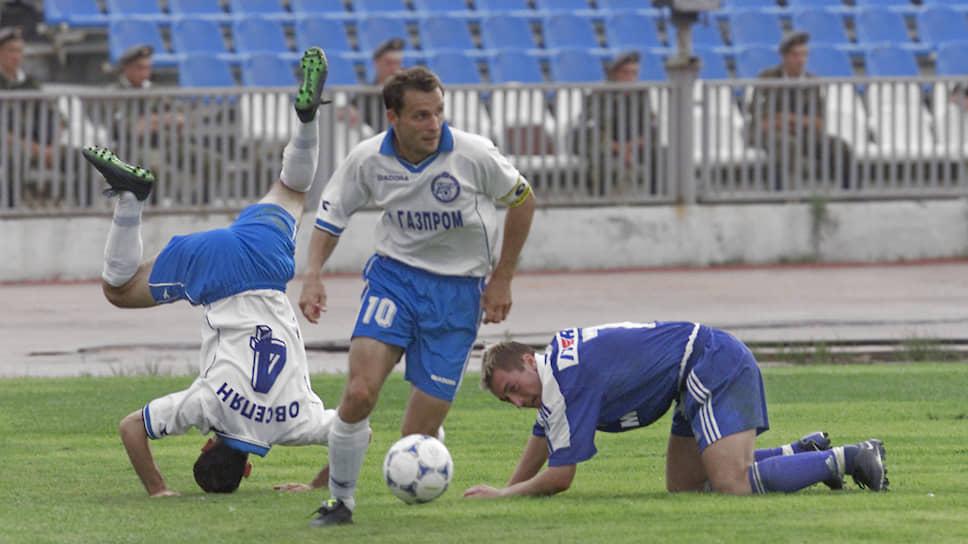 В 1999 году команда завоевала Кубок России — первый трофей в новейшей истории клуба. С этой победы началось возвращение «Зенита» в число лидеров российского футбола. В 2001 и 2003 годах были выиграны медали чемпионата страны (бронза и серебро), также в 2003-м — Кубок премьер-лиги
