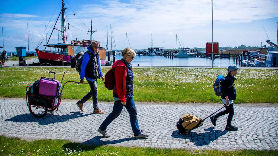 Как ожидается, немецкие туристы уже с 15 июня смогут беспрепятственно выезжать в остальные страны Европы