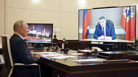 Снова губернатор как пить дать  / Александру Богомазу одобрено выдвижение на второй срок на выборах в Брянской области