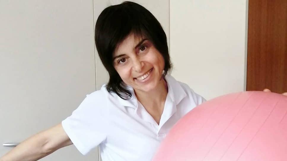 Итальянский физиотерапевт Анна Нефедова в начале пандемии потеряла всех своих клиентов, но уже через 3 недели ее попросили вернуться
