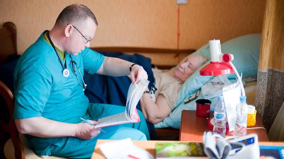 Амбулаторная помощь для пожилых в период пандемии часто становится недоступной
