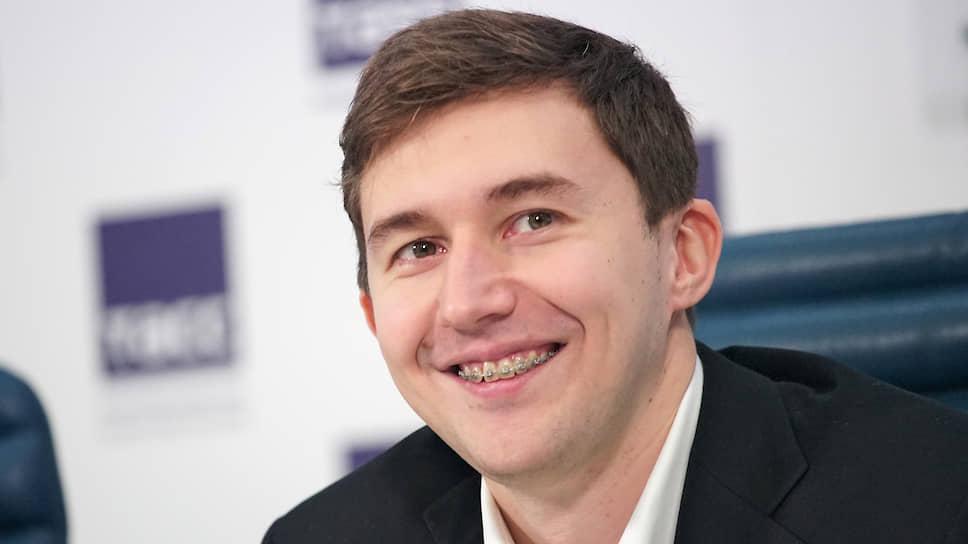 Сергей Карякин прозевал полуфинал