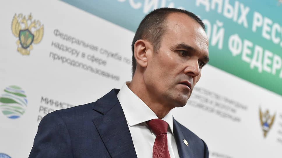 Экс-глава Чувашии Михаил Игнатьев