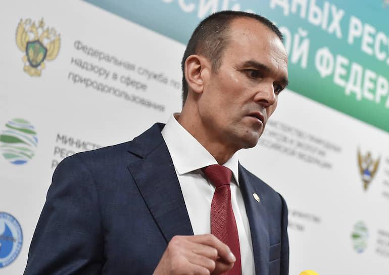 Скончался уволенный Путиным экс-глава Чувашии Михаил Игнатьев