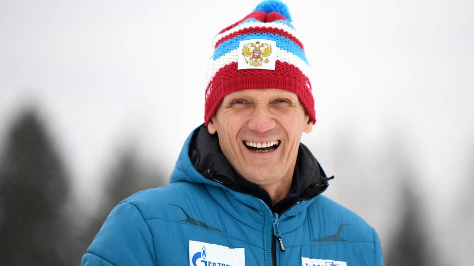 В российском биатлоне нет союза