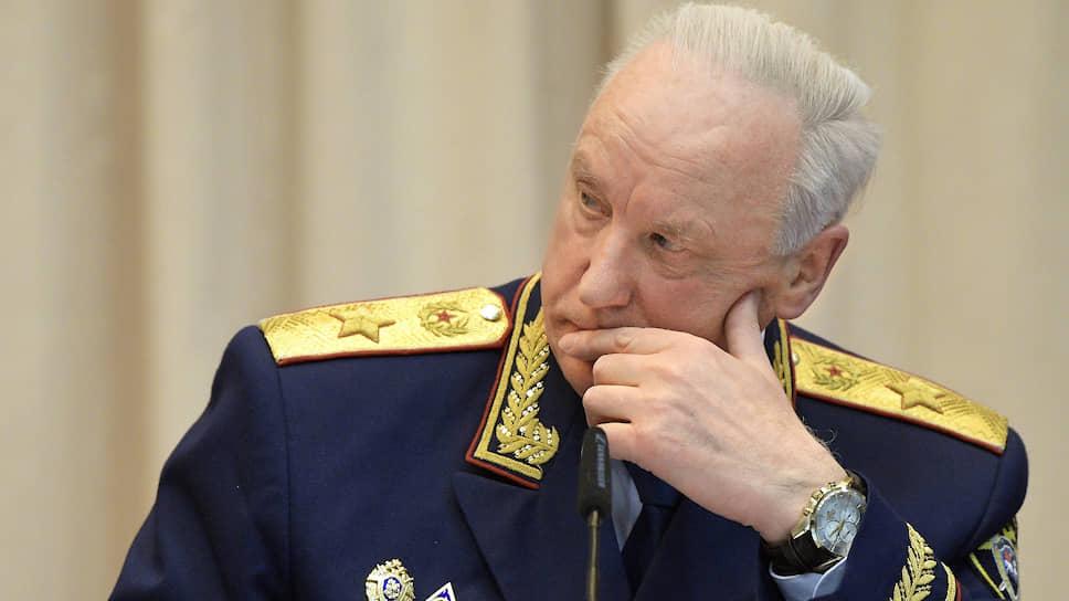 Председатель СКР Александр Бастрыкин