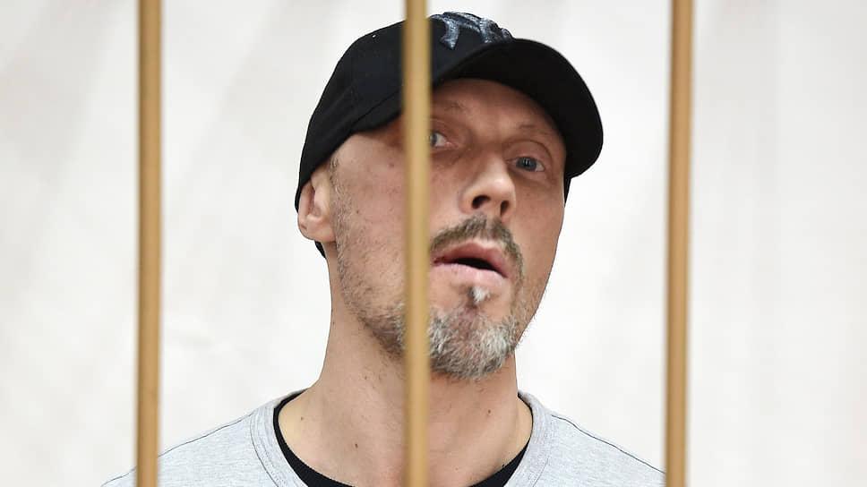 Бывший исполнительный директор Российской Федерации Баскетбола Дмитрий Домани