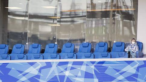 Футбольная десятина  / Болельщиков пустят на стадионы в ограниченном размере