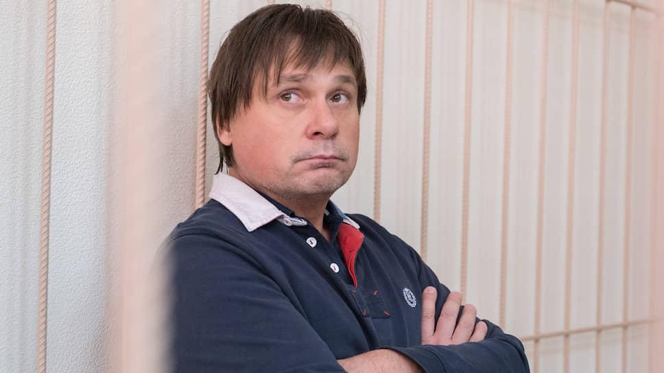 Кардиолог Евгений Покушалов