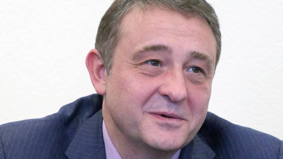 Генерал-майор МВД Игорь Зиновьев
