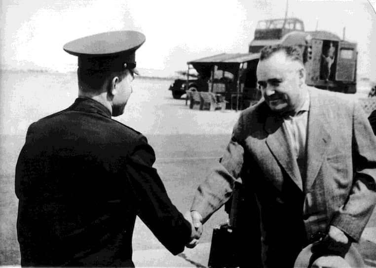 4 октября 1957 года с полигона был запущен первый в мире искусственный спутник Земли ПС-1, что ознаменовало начало космической эры