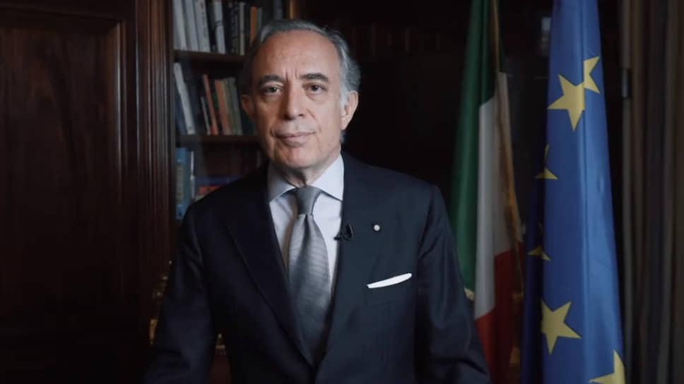 Посол Италии Паскуале Терраччано
