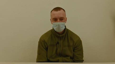 Покурил траву и ушел в Россию  / Украинского десантника обвинили в незаконном пересечении российской границы