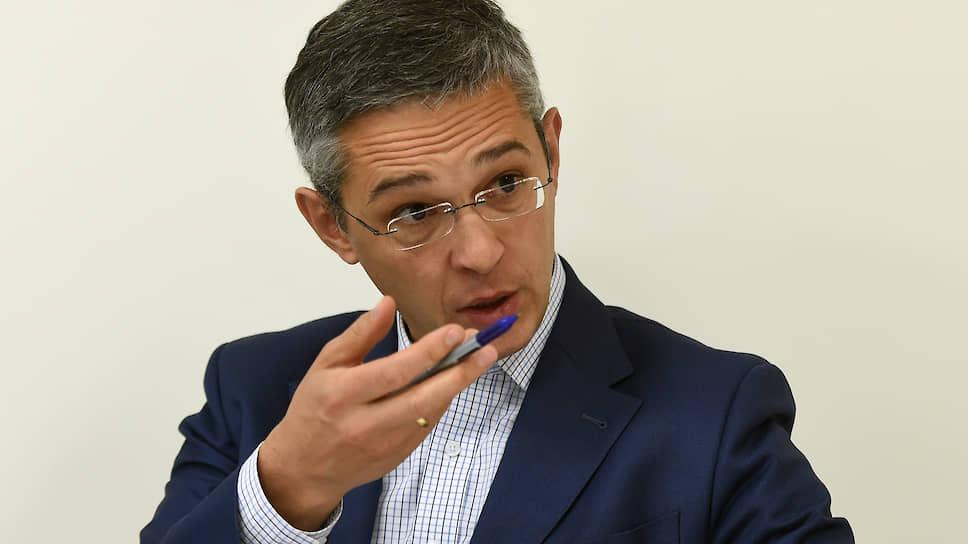 Генеральный директор РВК Александр Повалко