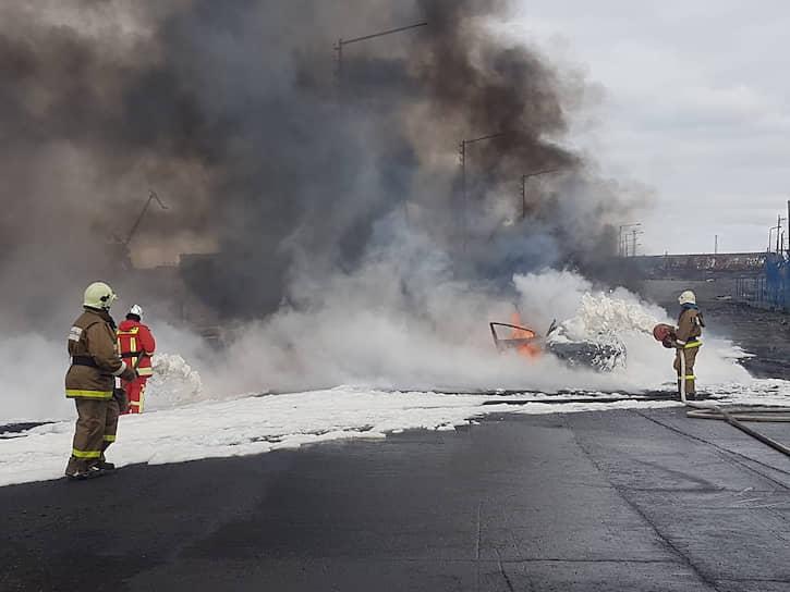 Авария произошла 29 мая в 12:45 по местному времени на Норильской ТЭЦ-3, принадлежащей «Норильско-Таймырской энергетической компании»