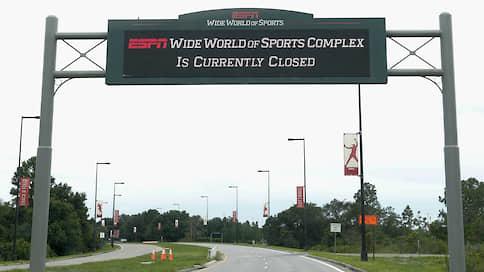 Мультибаскетбол  / Игры чемпионата НБА пройдут в Disney World