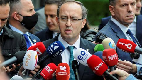 Косово поделят между США и ЕС  / Новое косовское правительство возобновит диалог с Белградом