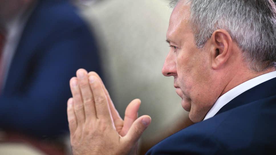 Бывший премьер-министр Белоруссии Сергей Румас