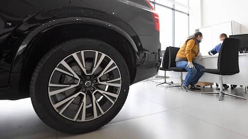 Падение продаж автомобилей замедлилось  / Реальная ситуация со спросом будет ясна только в июне