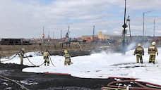 На солярку бросили авиацию  / Устранением последствий ЧС в Норильске займутся спасатели разных организаций