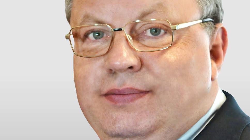 Бизнесмен Герман Лиллевяли