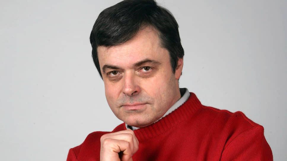 """Обозреватель отдела международной политики """"Ъ"""" Сергей Строкань"""