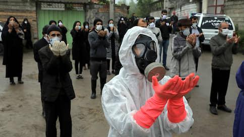 Иран умывает руки  / Исламская Республика нашла свой ответ пандемии