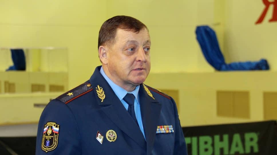 Бывший начальник Главного управления МЧС России по Саратовской области Игорь Качев