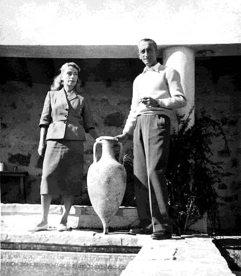 В возрасте 27 лет Жак-Ив Кусто женился на Симоне Мелихор, которая впоследствии родила ему двух сыновей: Жан-Мишеля и Филиппа