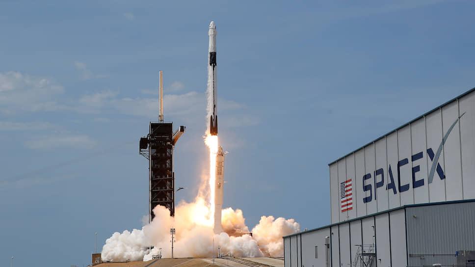 Илон Маск запускает цепную реакцию в космосе  / Успешный старт Crew Dragon воодушевил инвесторов в частные космические компании
