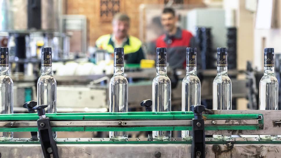 Почем производители алкоголя просят заморозить уровень акциза