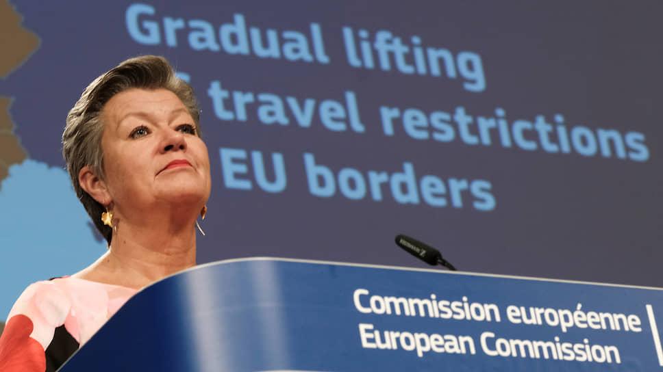 Как Евросоюз готовит белый список для туристов