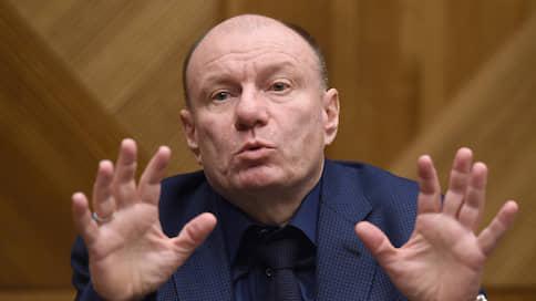 Владимир Потанин режет дивиденды  / Партнерам по «Норникелю» предложено отказаться от выплат