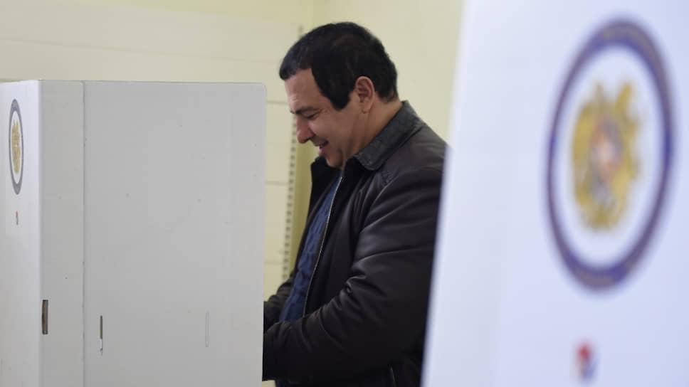"""Лидер оппозиционной партии """"Процветающая Армения"""" Гагик Царукян"""