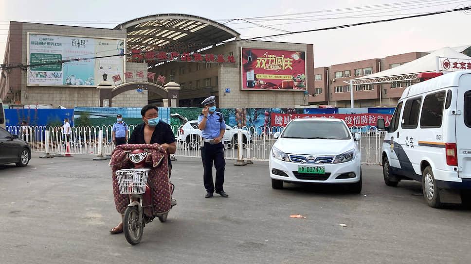 Как китайская столица стала новым очагом пандемии