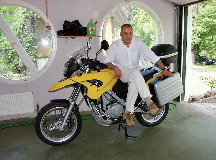 2004 год. Телеведущий Дмитрий Киселев