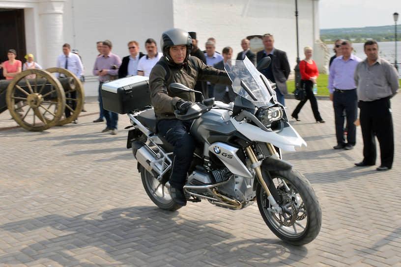 2013 год. Министр финансов РФ Антон Силуанов