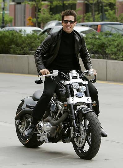 2006 год. Актер Том Круз